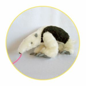 design your own stuffed animal tamandua