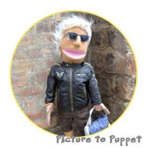 Puppet by Puppet Builder Mari Jones