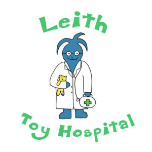 leith toy hospital logo