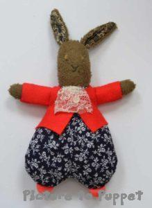 Leith Toy Hospital finished soft toy repairs