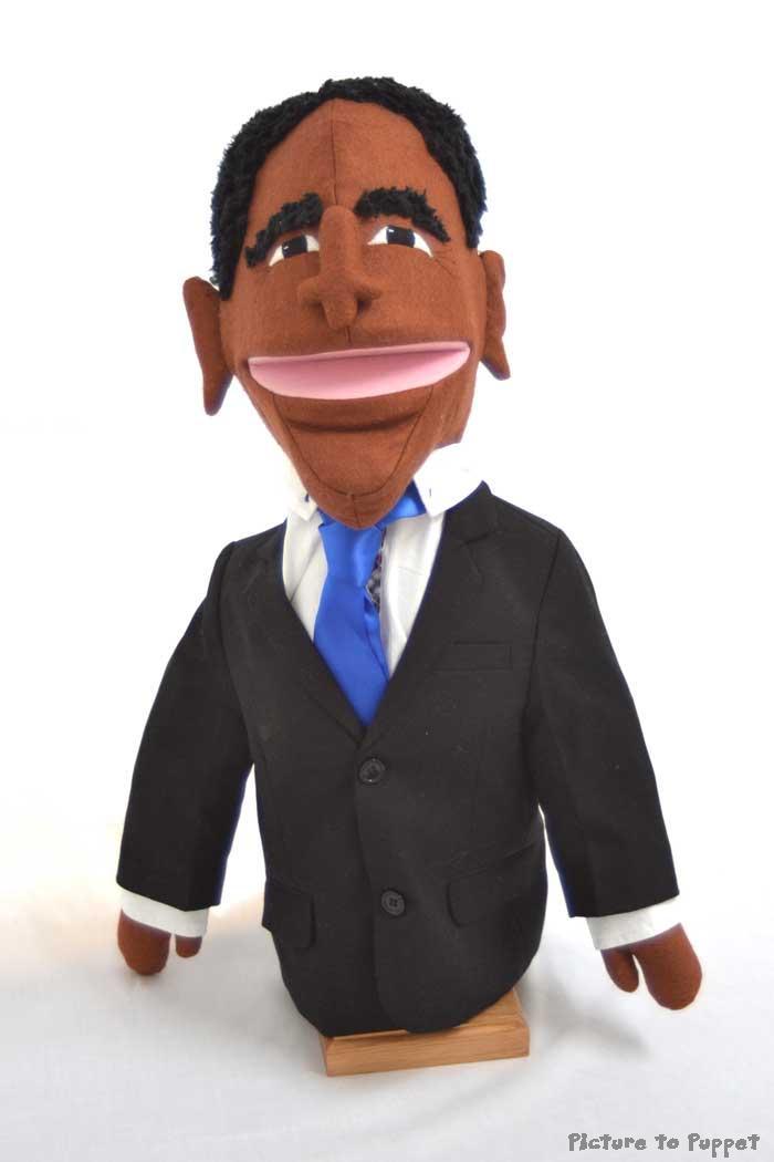 Barack Obama Puppet Political Puppet
