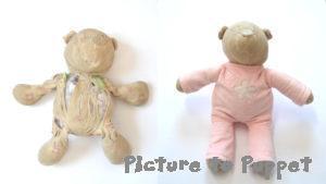 Teddy Repairs by Leith Toy Hospital in Edinburgh