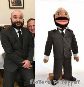 Mini me puppet