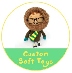 Custom Soft Toys by Picture to Puppet