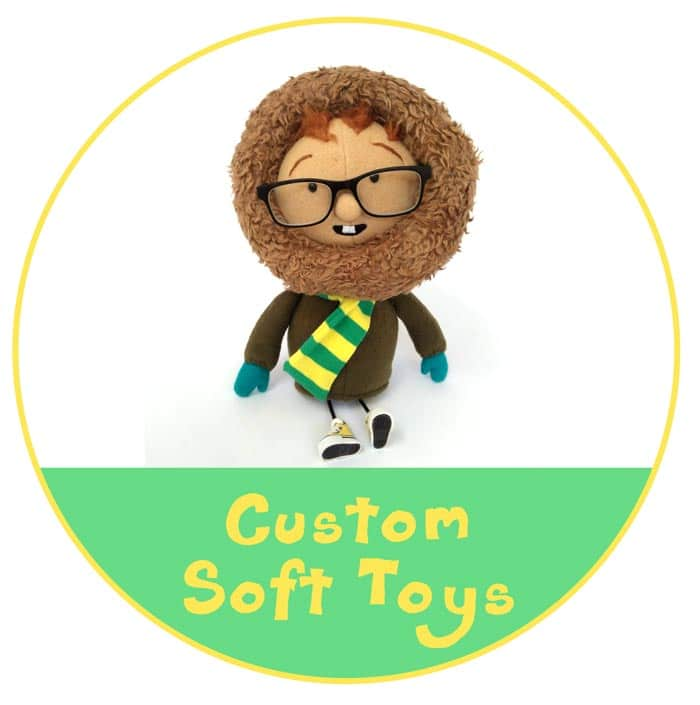 Custom Toys by Picture to Puppet