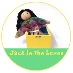 Custom Jack in the Box