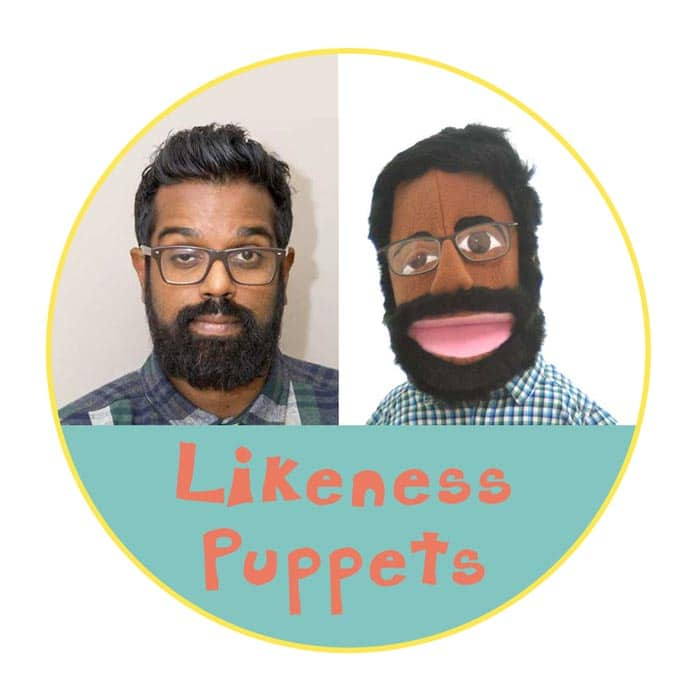 Caricature and Likeness Puppets