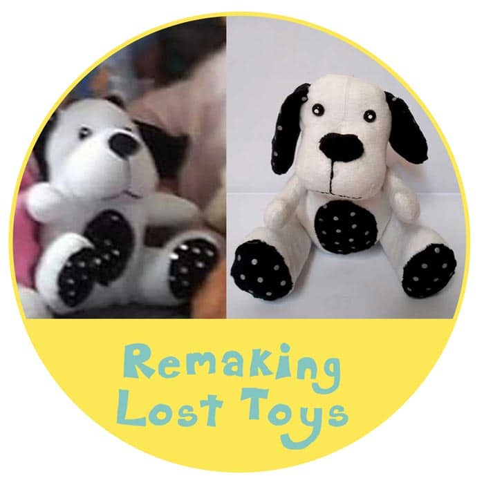 Remake lost toy