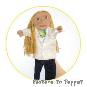 Lookalike Glove Puppet