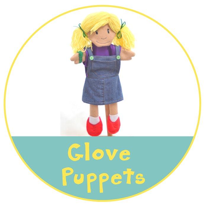 Custom Glove Puppets