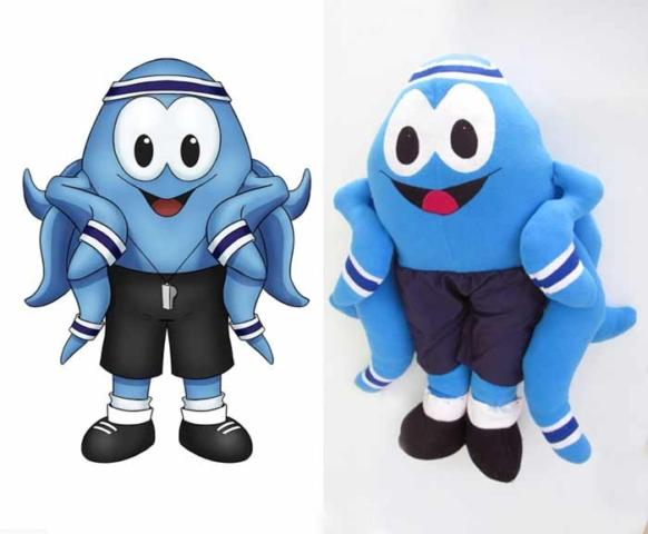 Club Mascot Puppet