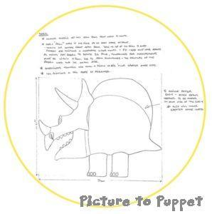 Puppet Design by Picture to Puppet