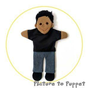 Build a Glove Puppet Example